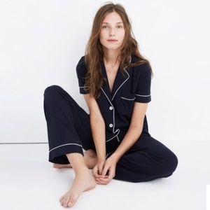 BNWT Madewell Knit Cotton Pajama Set